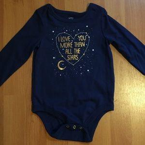 Cat & Jack Unisex Baby Onesie